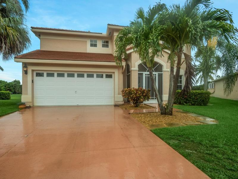 Image for property 6130 Harbour Greens Drive, Lake Worth, FL 33467