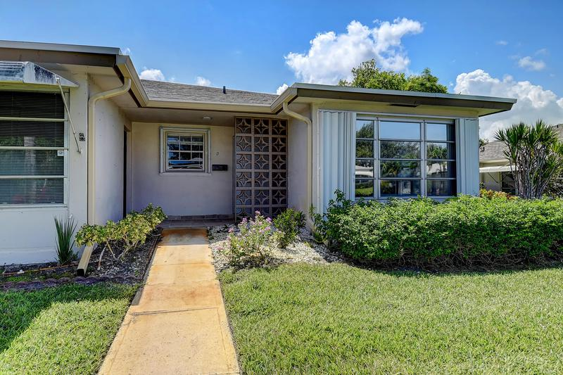Image for property 1232 Club Drive D, Delray Beach, FL 33445