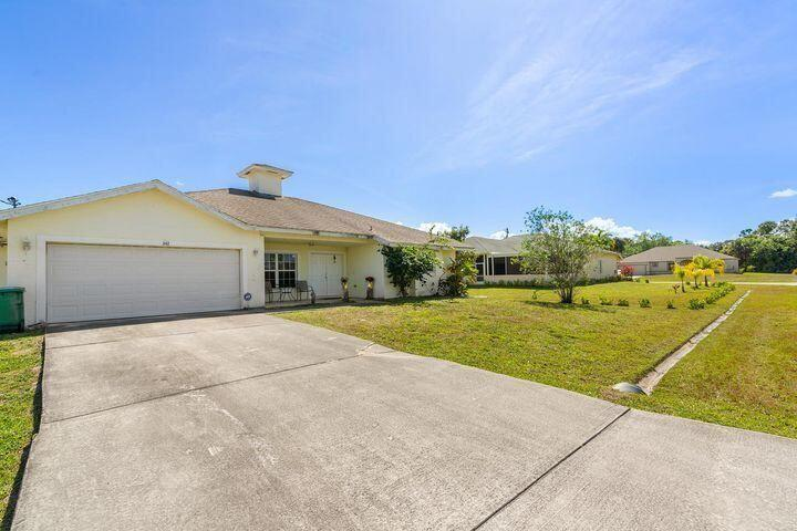 Image for property 1142 Kickaboo Road, Port Saint Lucie, FL 34953