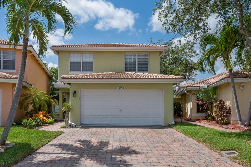 Image for property 3310 Blue Fin Drive, West Palm Beach, FL 33411